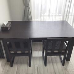 ダイニングテーブル/ダイニング/ニトリ ニトリのダイニングテーブル(3枚目)