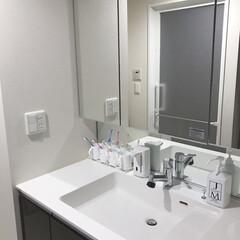 洗面所 我が家の洗面所