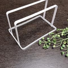 珪藻土バスマット/シンプルライフ/シンプル/おすすめアイテム/便利アイテム/100均/... セリアのまな板スタンドを使って、珪藻土バ…