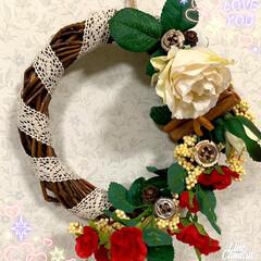 秋の花/これから咲く花のよう/自宅の庭/ダイソー/セリア/100均/... おはようございます☔️  また☔️ですね…