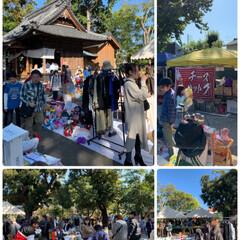 チーズハットグ/野菜/七五三詣り/橋良神社/町内主催/フリーマーケット/... こんばんは🌛  遅くなってしまってすみま…