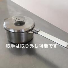 ライフオーガナイザー矢部裕子/limiaキッチン同好会/新生活/キッチン/おすすめアイテム/暮らし シンプルでコンパクトな取手は片手で取り付…