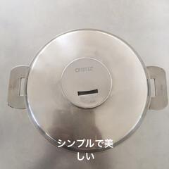 ライフオーガナイザー矢部裕子/limiaキッチン同好会/キッチン収納/キッチン/おすすめアイテム/暮らし ハンドルが外せるからコンパクトな形になり…