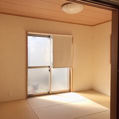 ペイントDIY/ペンキ塗り/ターナー色彩/和室改造/和室から洋室/和室リフォーム/... 和室を洋室風にセルフリノベーション♬ ひ…(2枚目)