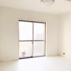 ペイントDIY/ペンキ塗り/ターナー色彩/和室改造/和室から洋室/和室リフォーム/... 和室を洋室風にセルフリノベーション♬ ひ…