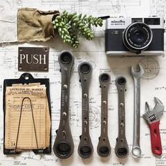 エビ印工具/ロブテックス/工具/DIY お気に入りの板ラチェットレンチ🔧 エビ印…