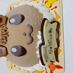 キジトラ/ねこ同好会/猫/誕生日ケーキ 随分と久しぶりの投稿になりました💦  昨…