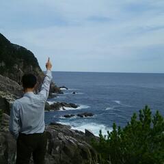山登り/オハイブルー/秘境 尾鷲のオハイブルーを見てきた♪ 片道2時…(3枚目)