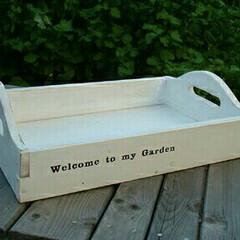工具入れ/DIY マイツールボックス 以前作ったDIY用の…