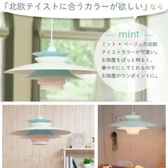 ライト/灯り/リラックス/食卓/インテリア雑貨/LED/... 照明を変えるだけで お部屋の雰囲気変わる…(6枚目)