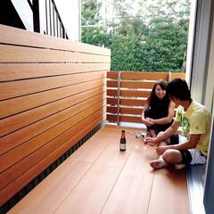 DIY/木材/MINO/彩木/彩木ウッドデッキ/ウッドデッキ/...