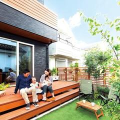 DIY/ウッドデッキ/天然木/ナチュラル/彩木/木材/...