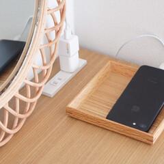 スマホアクセサリ/シンプルインテリア/データバックアップ/iPhone/暮らし スマホのバックアップにQubii pro…