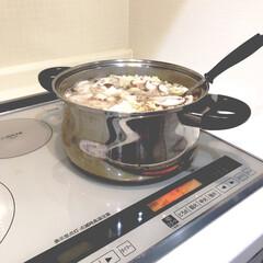 けんちん汁/豚汁/キッチン/おうちごはん 我が家では、豚汁とけんちん汁を 一度に2…