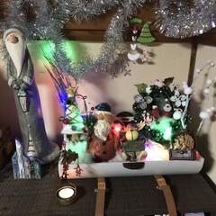 「クリスマス来てしまうので、家にあるもので…」(1枚目)