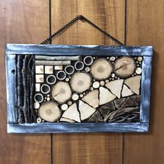 木材/端材/雑貨 木も見方によっては、おもしろいかも( ¨…