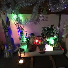 「クリスマス来てしまうので、家にあるもので…」(3枚目)