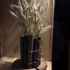 コンバイン/麦/DIY花瓶 麦の収穫時期みたいですね🌾  田舎のおじ…(5枚目)