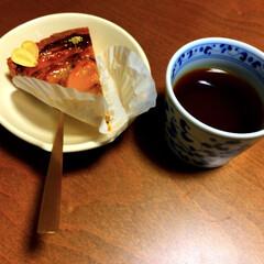 ハンドドリップ/珈琲/幸せ/お菓子/夜の楽しみ/ケーキ/... 夜の楽しみハンドドリップで珈琲を入れて、…
