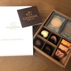 美味しいおつまみ/糖の吸収/贅沢な時間/チョコレート/GODIVA/ゴディバ/... うまいよーーう!!🍫