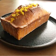 レモン/パウンドケーキ/お料理/スイーツ作り/こだわり/ケーキ/... ウィークエンドシトロン🍋 ビストロオーブ…