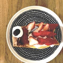 おさかな/おうち/ステイホーム/Instagram/インスタグラム/おやつ/... 5月5日✳︎こどもの日🎏 こいのぼりパイ…
