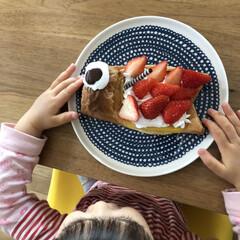 おさかな/おうち/ステイホーム/Instagram/インスタグラム/おやつ/... 5月5日✳︎こどもの日🎏 こいのぼりパイ…(2枚目)