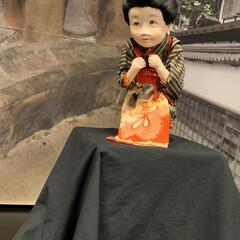 家族の絆創作人形/言葉と書で綴る創作人形の世界 傘福を見た帰りに寄り道した所に展示してあ…(7枚目)