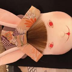 酒田山王クラブ/雛祭り/傘福 こんにちは😃 🍓グッチさんの吊るしを見て…(9枚目)