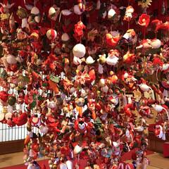 酒田山王クラブ/雛祭り/傘福 こんにちは😃 🍓グッチさんの吊るしを見て…(2枚目)