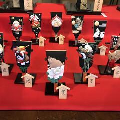 酒田山王クラブ/雛祭り/傘福 こんにちは😃 🍓グッチさんの吊るしを見て…