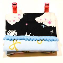 布小物/移動ポケット/手作り/雑貨/ハンドメイド/フォロー大歓迎/... 娘の移動ポケットを新しく作ったよん😆✌️…