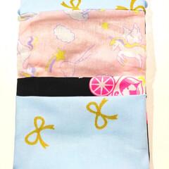布小物/移動ポケット/手作り/雑貨/ハンドメイド/フォロー大歓迎/... 娘の移動ポケットを新しく作ったよん😆✌️…(2枚目)