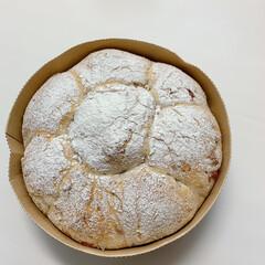 暇だったので/ふわふわパン 久々にパン焼きました🍞 余ったイチゴのコ…(1枚目)