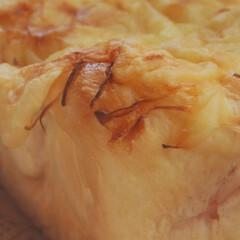 お気に入り/オニオンブレッド/手作りパン/朝ごぱん/あさごはん/おうち時間/... またオニオンブレッド作りました。 面倒だ…