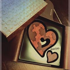 ハート/チョコ/チョコレート/チョコレートケーキ/ケーキ/バレンタイン2020 CLUB HARIEのハート型チョコレー…