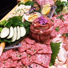 和牛/黒毛和牛/美味しい/食材/お肉/フォロバ/... こんばんは〜ご苦労様です😊 今日も朝から…