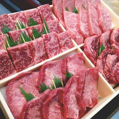 焼くだけ/フォロー大歓迎/食料品/食材/和牛/贈り物/... おはようございます😃  焼肉セットご注文…