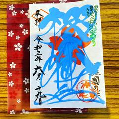 千葉県/御朱印/櫻木神社 櫻木神社🌸⛩🙏(1枚目)