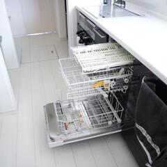 クエン酸洗浄/ナチュラルクリーニング/ミーレ食洗機/食洗機/掃除/暮らし ミーレ食洗機のお手入れ! ゴミ受け網はで…