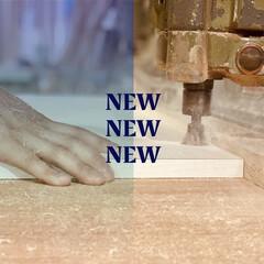家具職人/家具/インテリア/DIY収納/収納/キッチン収納/... ブログ記事UPしました👏 フラッシュ家具…