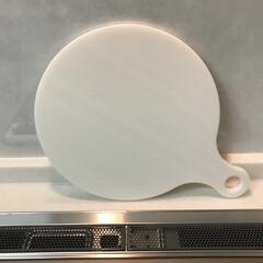 人工大理石/DIY/キッチン雑貨/キッチン/雑貨/ハンドメイド/... こんなもの作ってみました!その3  丸型…