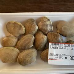 味噌汁/熊本県/愛知県/デカい/北海道産/アサリ こんにちは🌞 久しぶりの晴れです🤗 最高…
