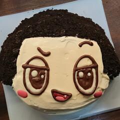 キャラケーキ/誕生日ケーキ/バイキング/チコちゃん/令和の一枚/キッチン  北海道は出かけやすい シーズンが来まし…