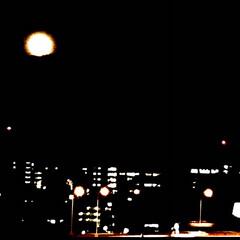 満月/月明かり/LIMIAFESTA 満月を見ながら  おやすみなさい💤