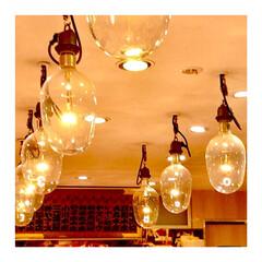ライト/魚屋さんのライト/ノスタルジック 先日行った魚屋さんのライト ノスタルジッ…