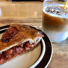 チェリーパイ/カフェ/LIMIAFESTA 寄り道カフェ 素敵なcafeで チェリー…