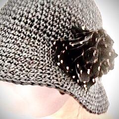 「H&Mで買った リーズナブルな帽子に、 …」(1枚目)