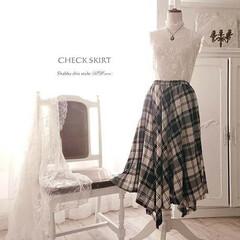 DIY/シャビーシック/スカート/ファッション/春/黒/... 2月12日 21時~shop open …