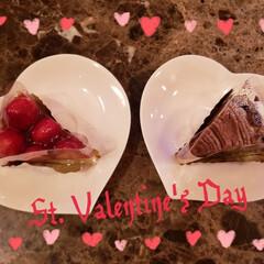チョコレートケーキ/いちごのミルフィーユ/ケーキ/スイーツ/甘党/美味しいケーキ/... 甘いの大好き❣️  スイーツ大好き❣️ …